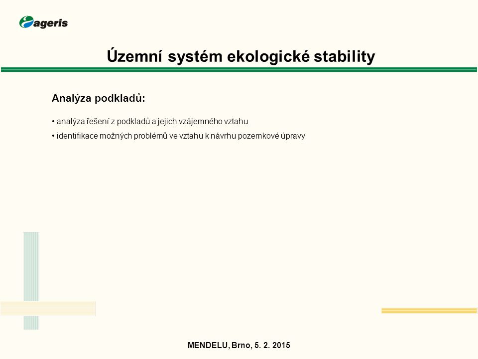 Územní systém ekologické stability