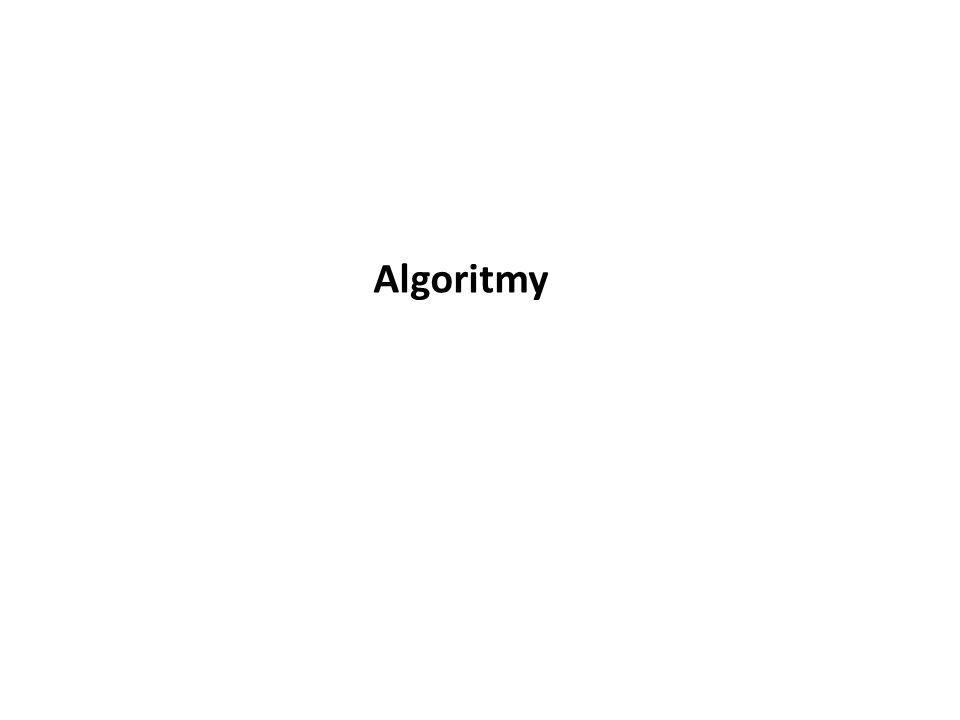Algoritmy