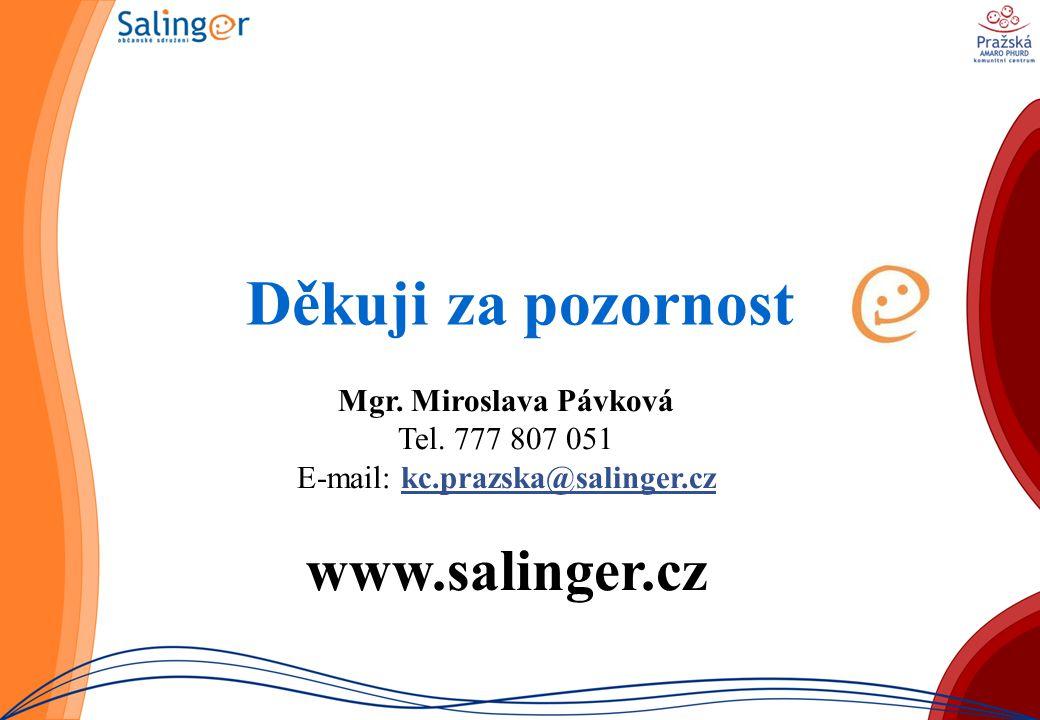 E-mail: kc.prazska@salinger.cz