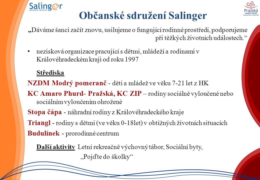 Občanské sdružení Salinger