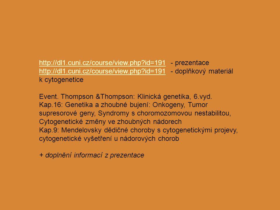 http://dl1.cuni.cz/course/view.php id=191 - prezentace