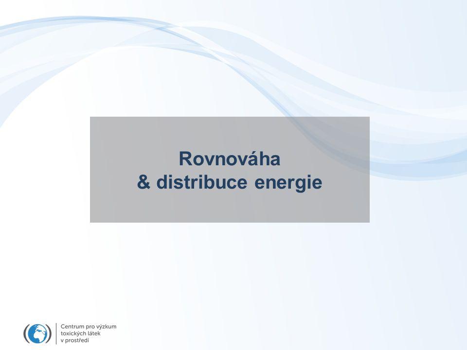 Rovnováha & distribuce energie