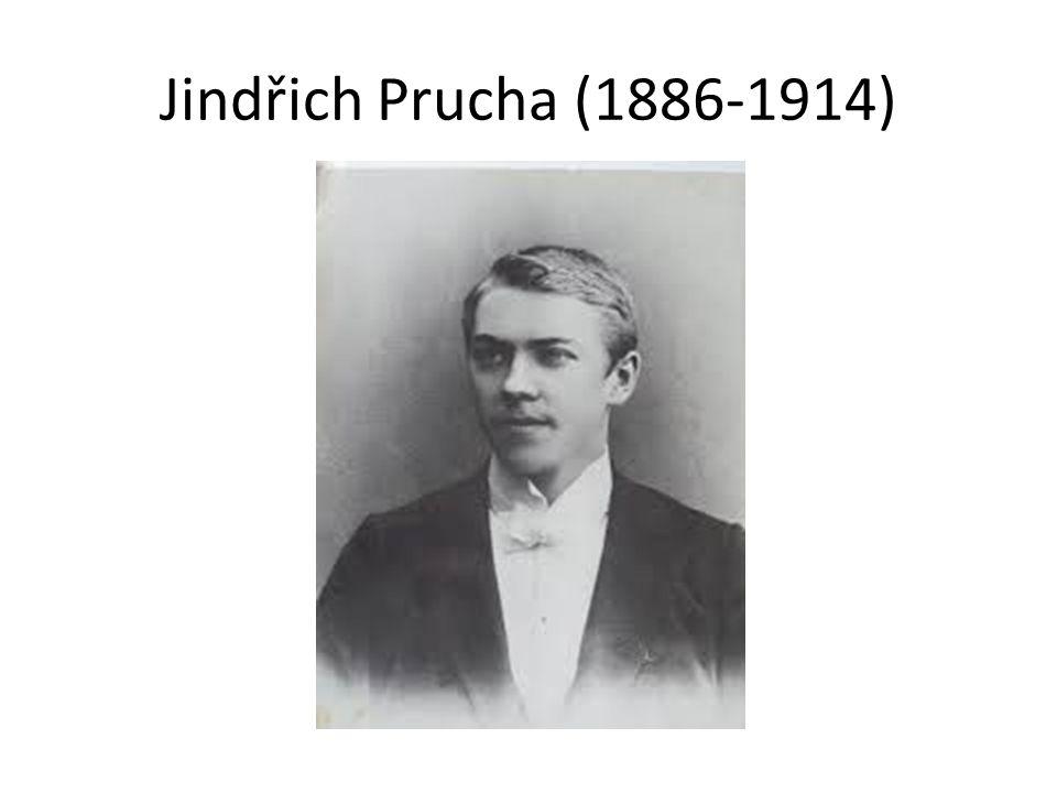 Jindřich Prucha (1886-1914)