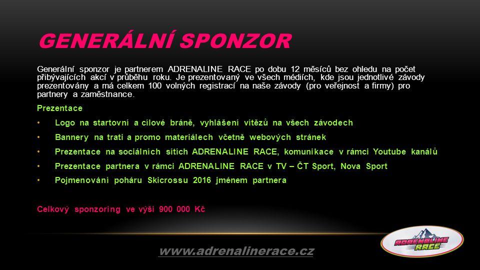 Generální sponzor www.adrenalinerace.cz