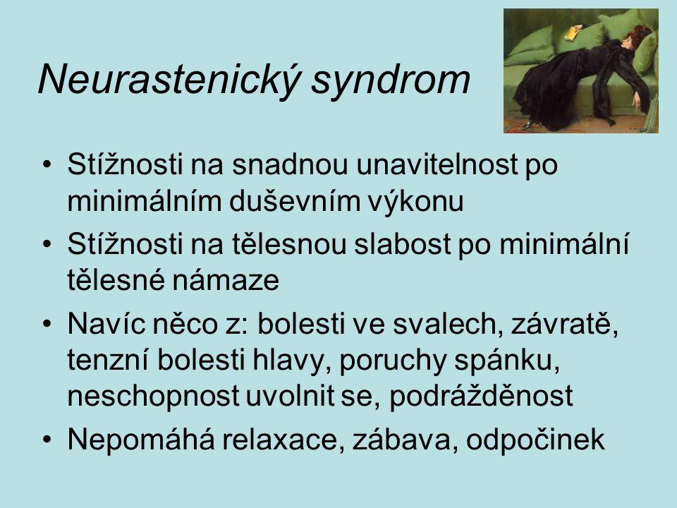 Neurastenický syndrom