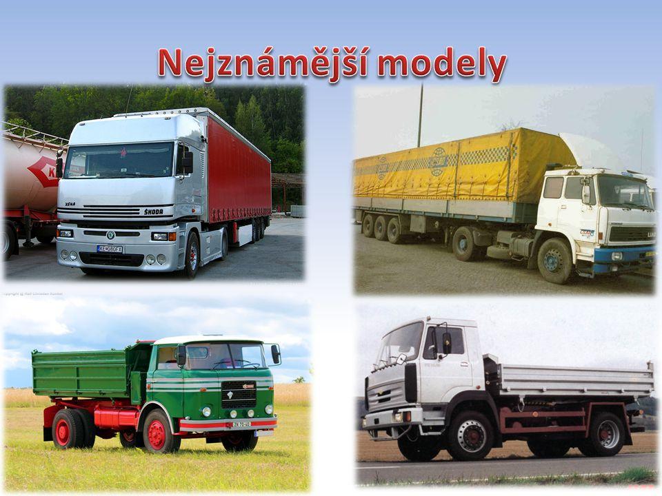 Nejznámější modely