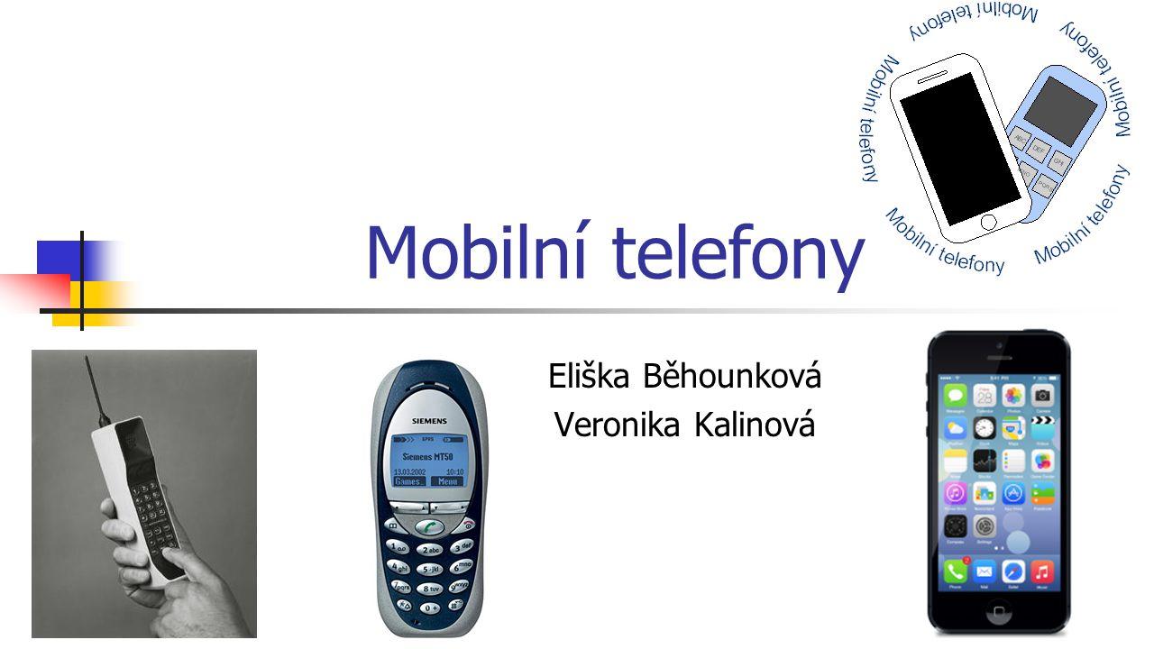 Eliška Běhounková Veronika Kalinová