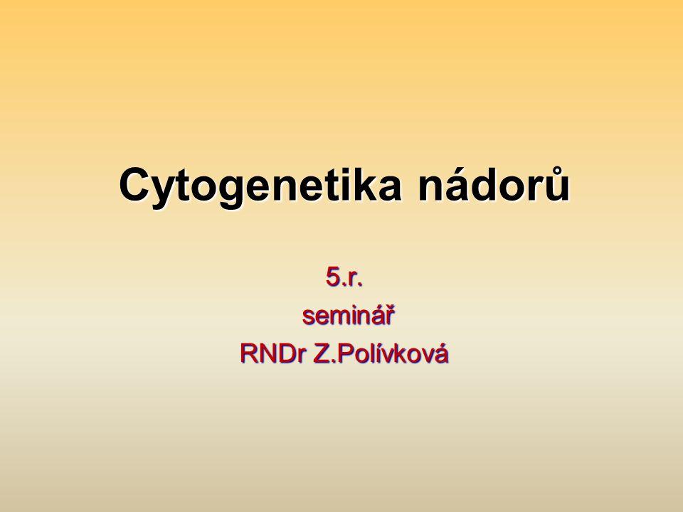 5.r. seminář RNDr Z.Polívková