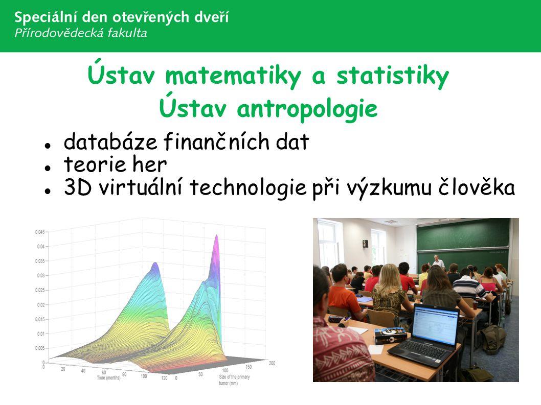 Ústav matematiky a statistiky
