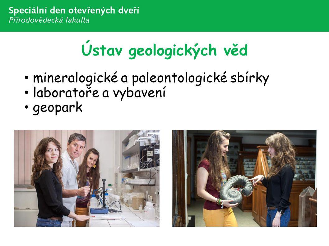 Ústav geologických věd