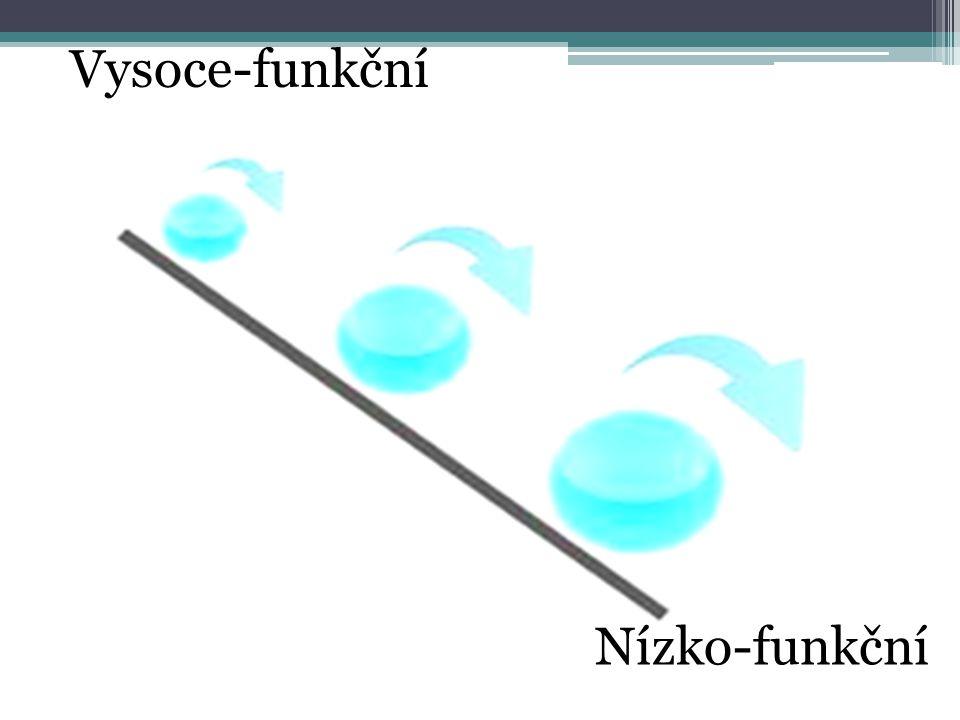 Vysoce-funkční Nízko-funkční