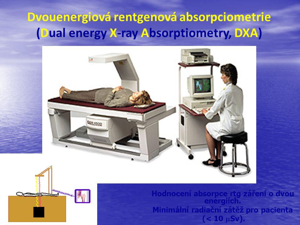 Dvouenergiová rentgenová absorpciometrie