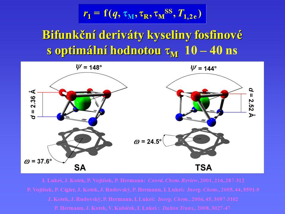 Bifunkční deriváty kyseliny fosfinové