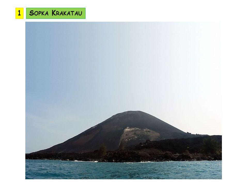 1 Sopka Krakatau