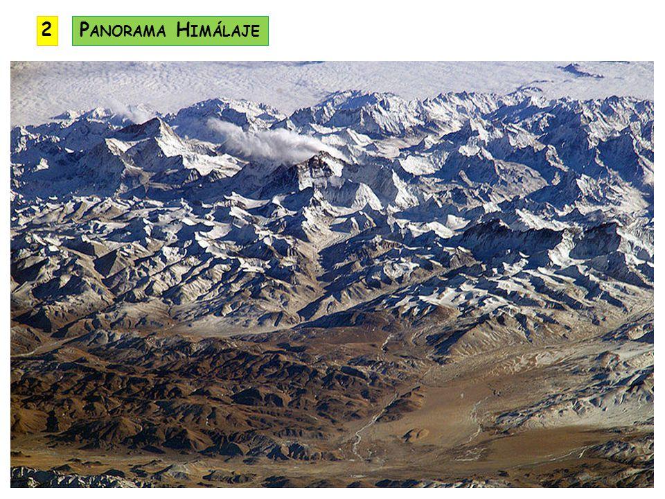 2 Panorama Himálaje