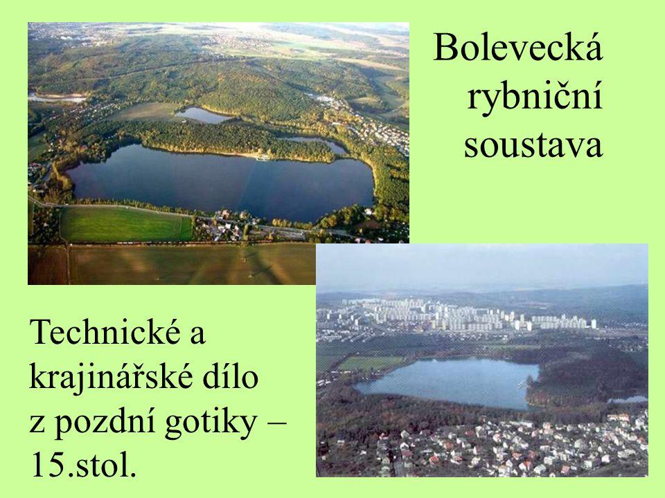 Bolevecká rybniční soustava