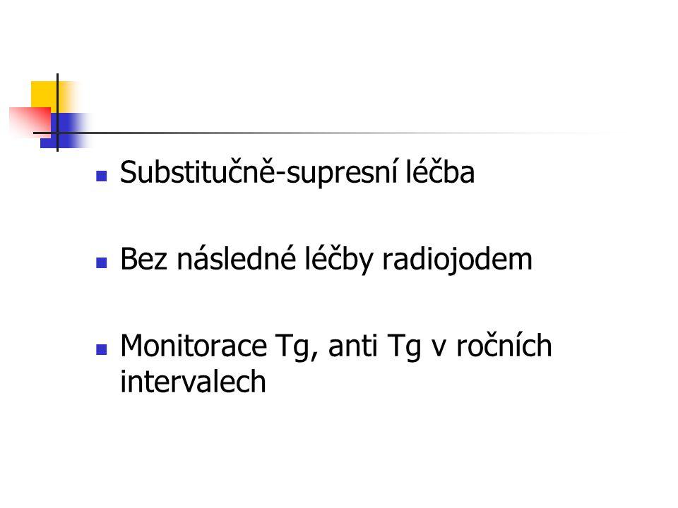 Substitučně-supresní léčba