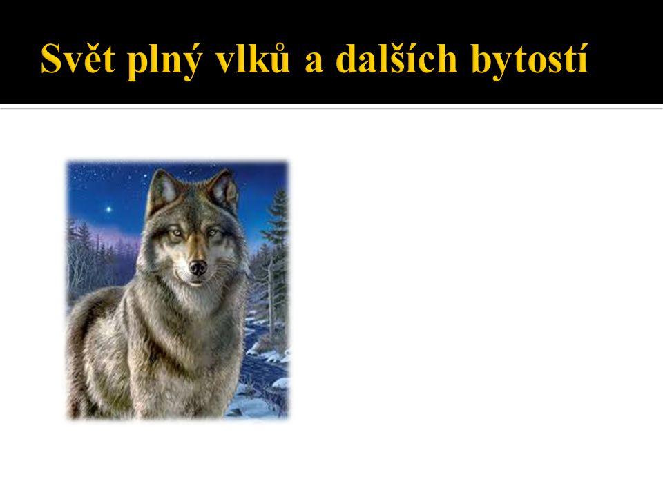 Svět plný vlků a dalších bytostí