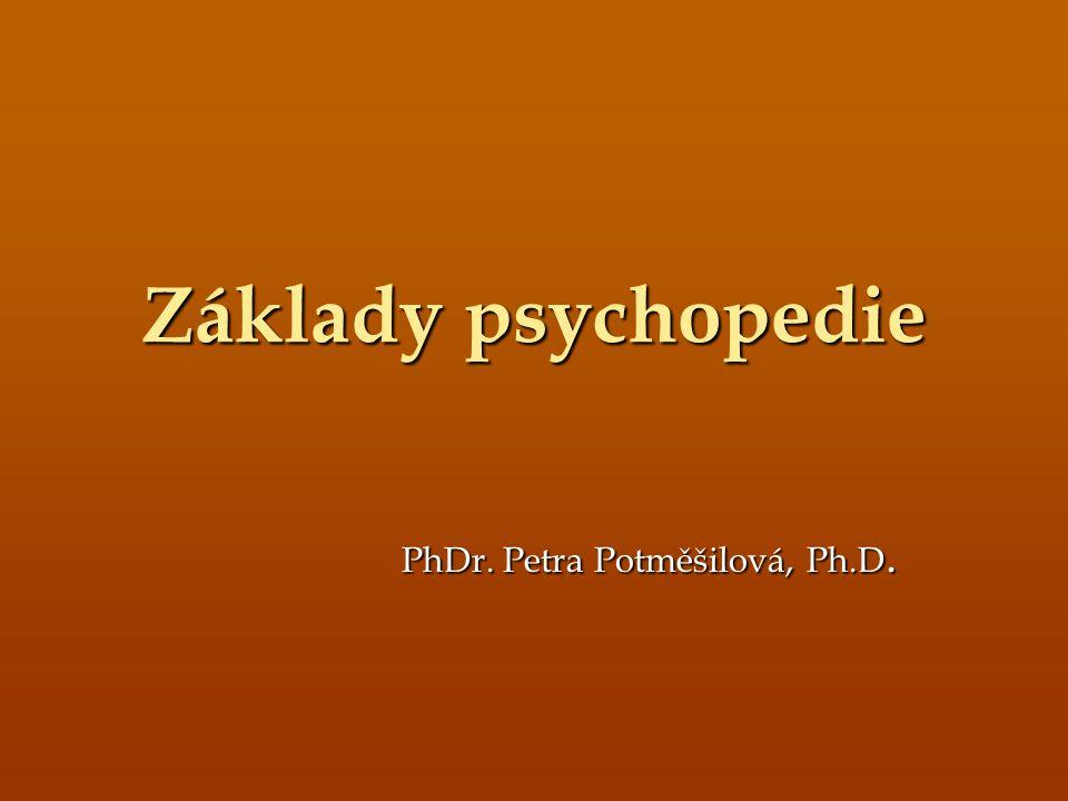 PhDr. Petra Potměšilová, Ph.D.