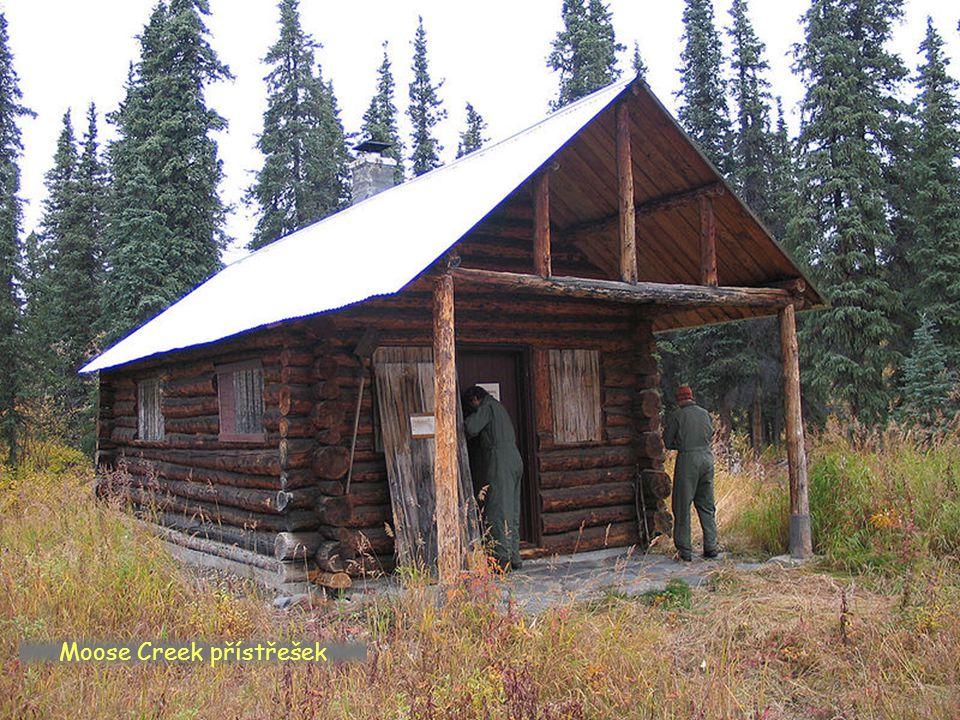 Moose Creek přístřešek