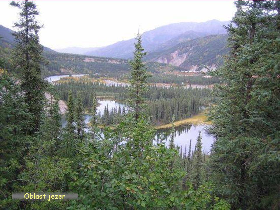 Oblast jezer