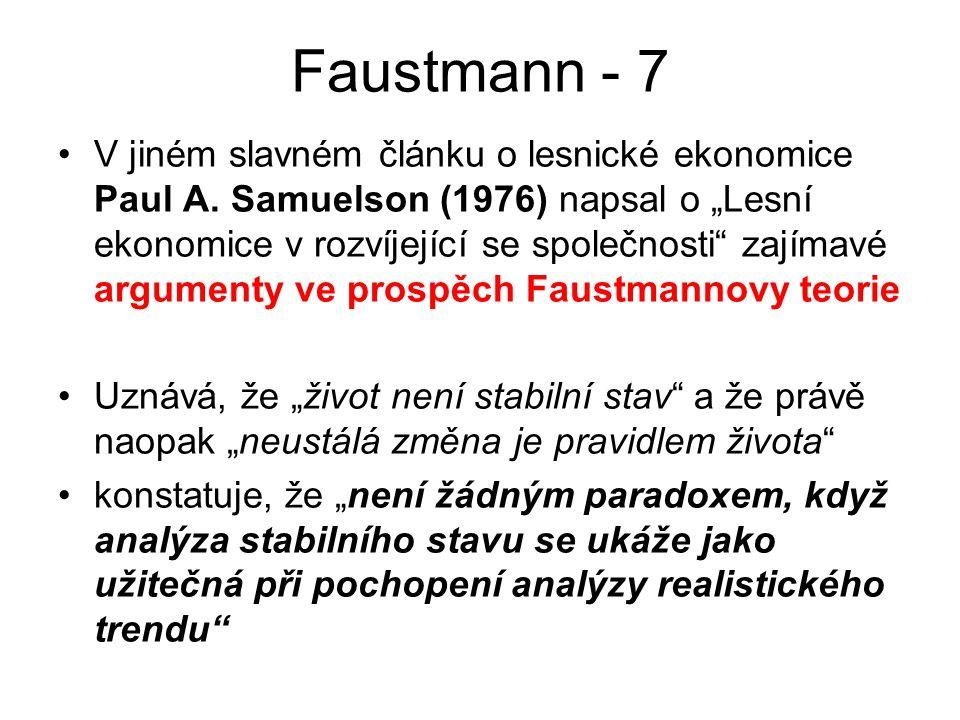 Faustmann - 7