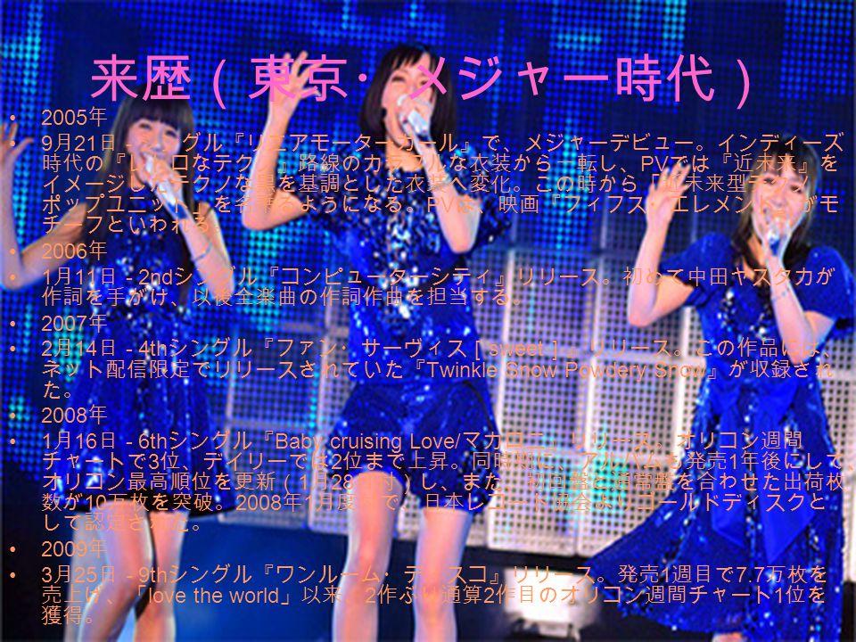 来歴(東京・メジャー時代) 2005年.