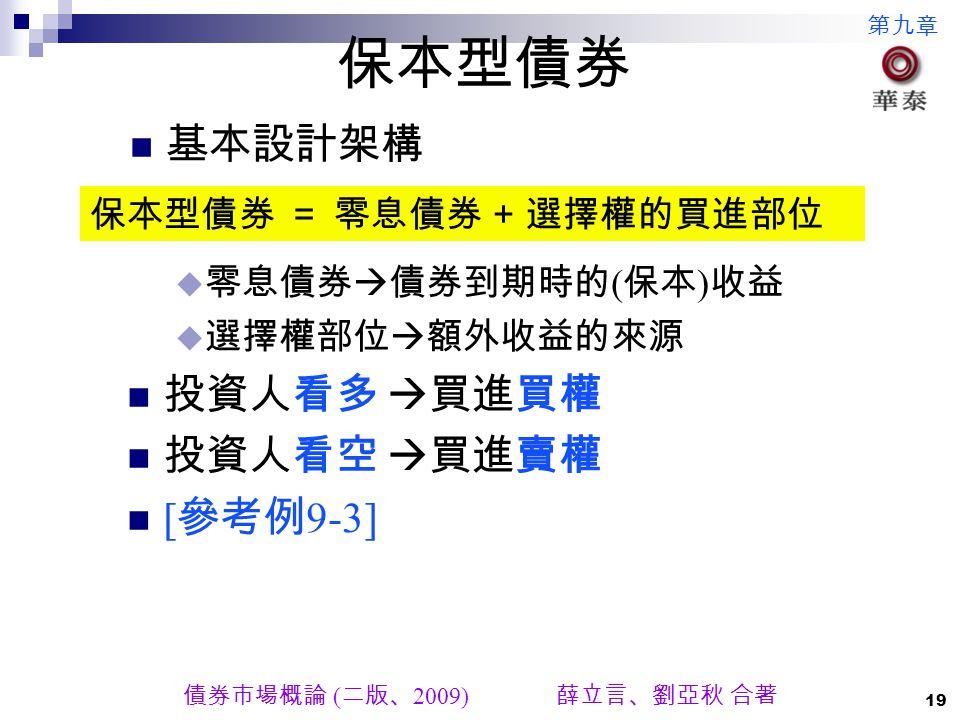 債券市場概論 (二版、2009) 薛立言、劉亞秋 合著