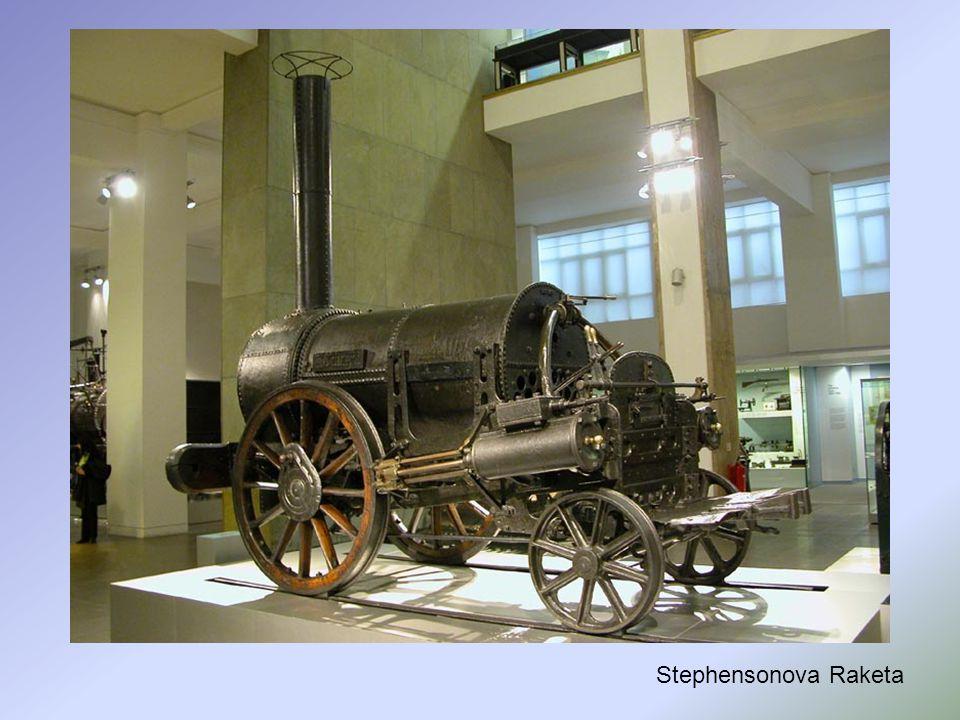 Stephensonova Raketa