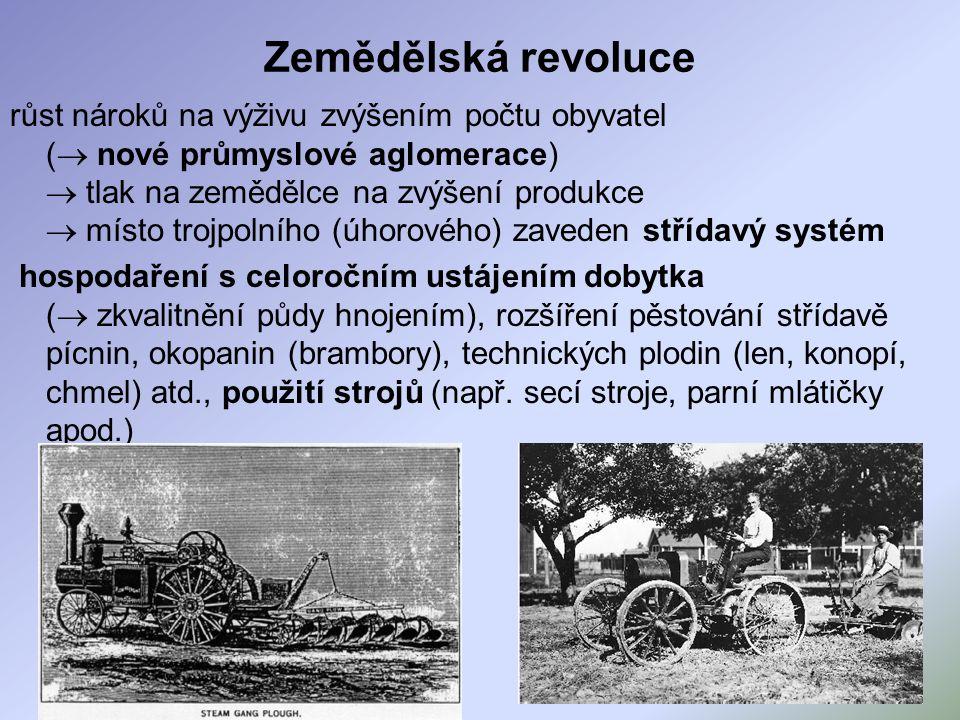 Zemědělská revoluce