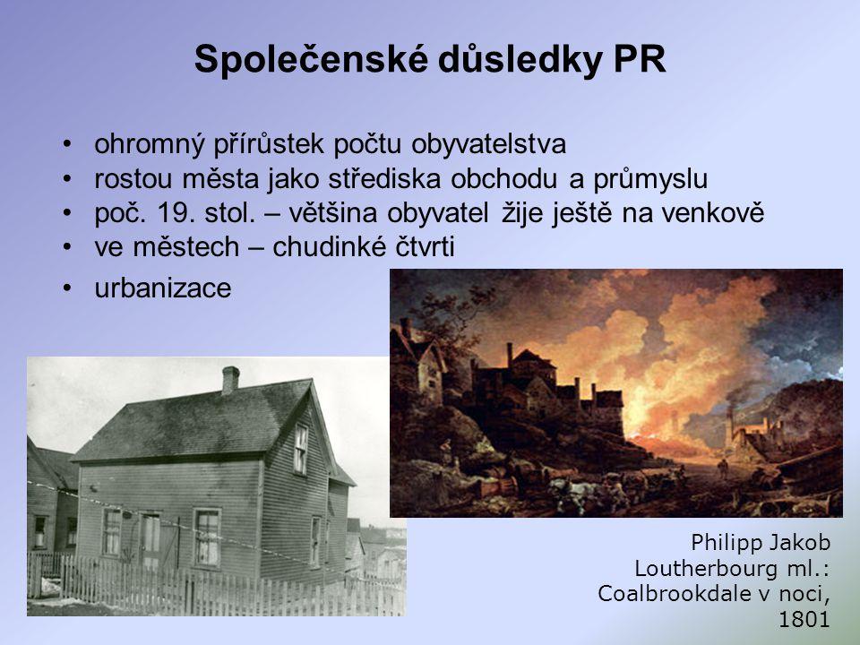 Společenské důsledky PR