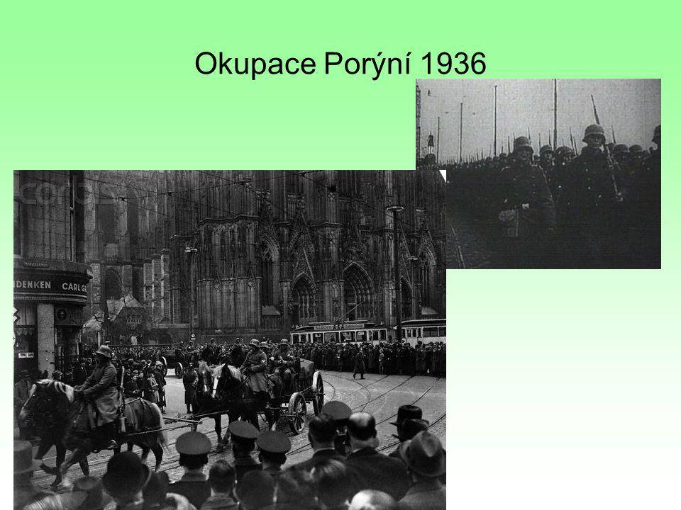 Okupace Porýní 1936
