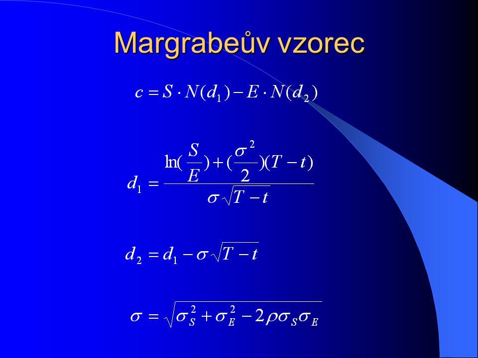 Margrabeův vzorec