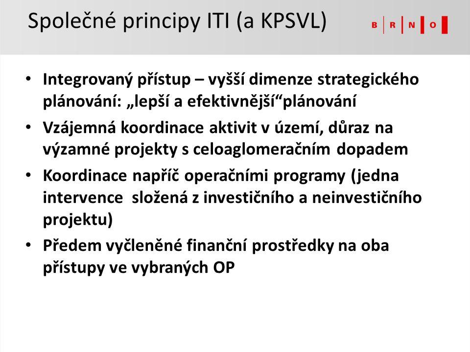 Společné principy ITI (a KPSVL)