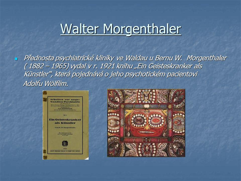 Walter Morgenthaler