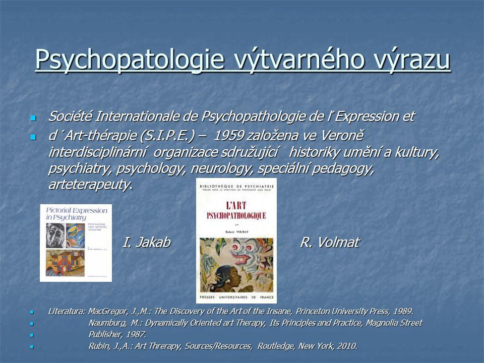 Psychopatologie výtvarného výrazu