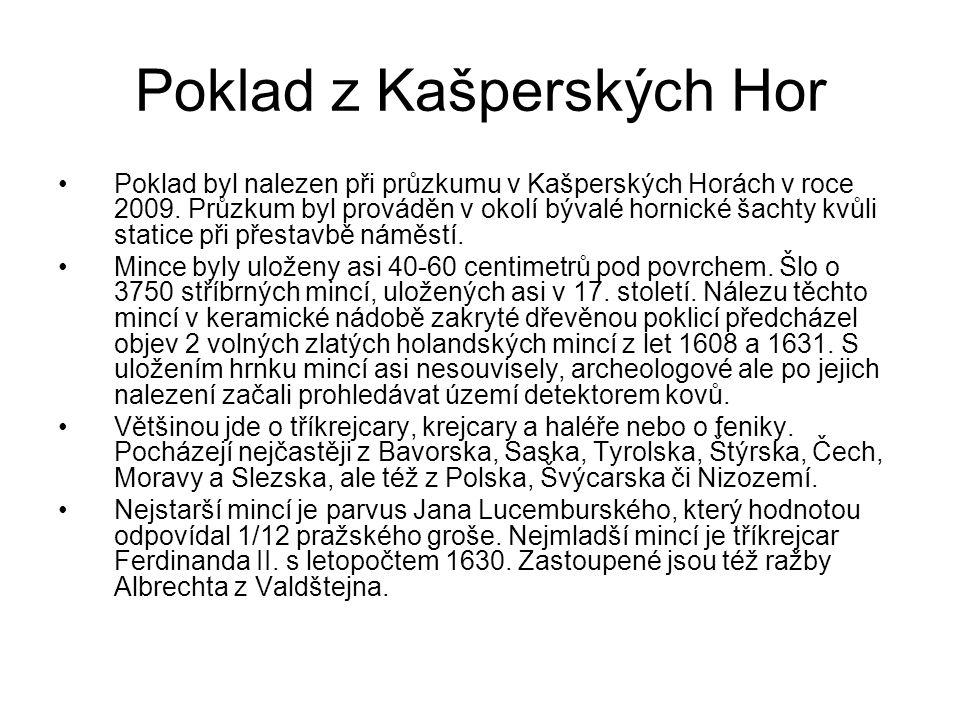 Poklad z Kašperských Hor