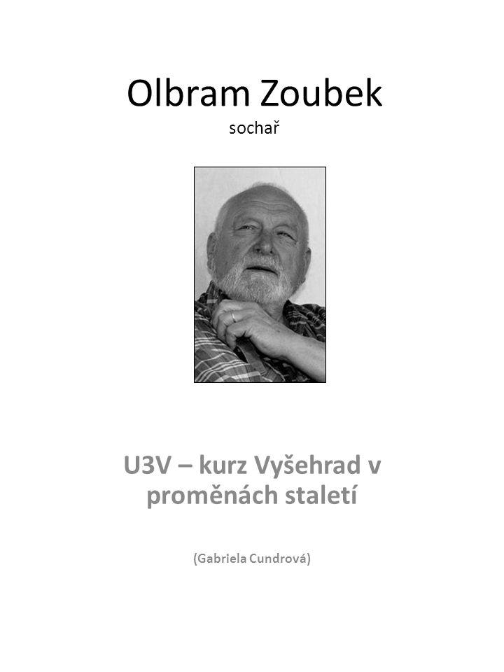 U3V – kurz Vyšehrad v proměnách staletí (Gabriela Cundrová)