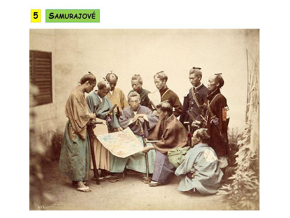 5 Samurajové