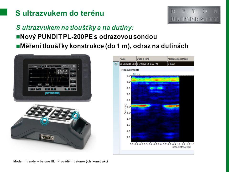 S ultrazvukem do terénu