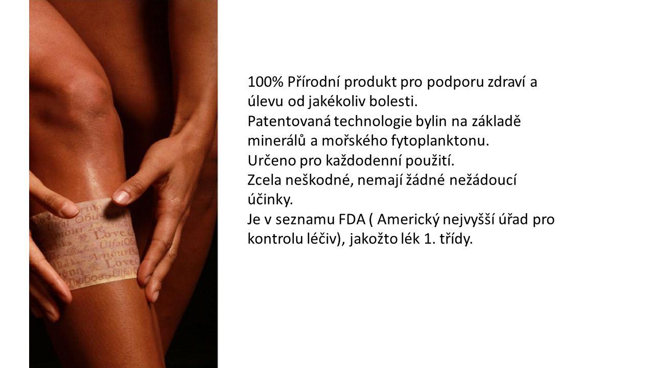 100% Přírodní produkt pro podporu zdraví a