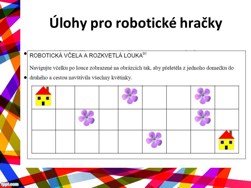 Úlohy pro robotické hračky