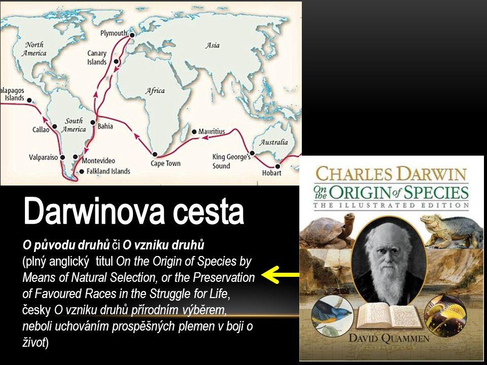 Darwinova cesta