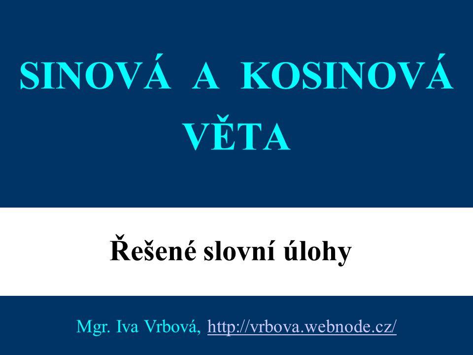 Mgr. Iva Vrbová, http://vrbova.webnode.cz/