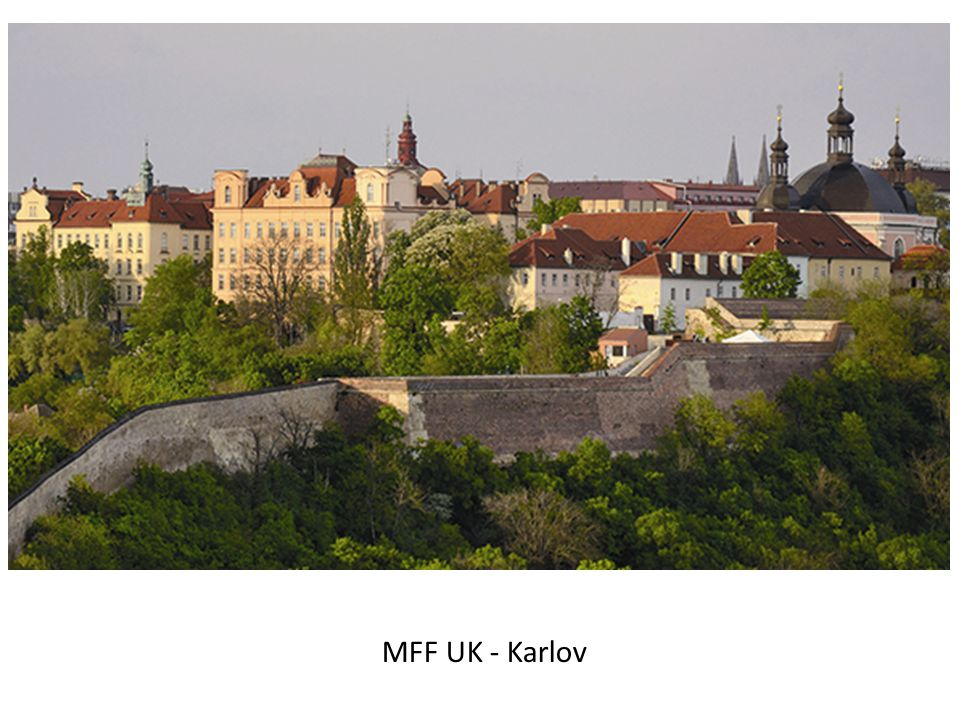 MFF UK - Karlov