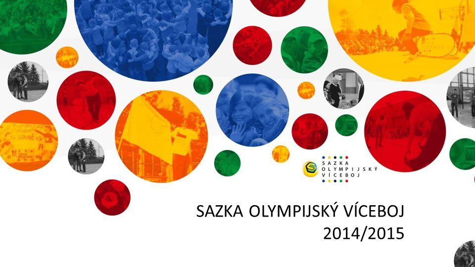 SAZKA OLYMPIJSKÝ VÍCEBOJ 2014/2015