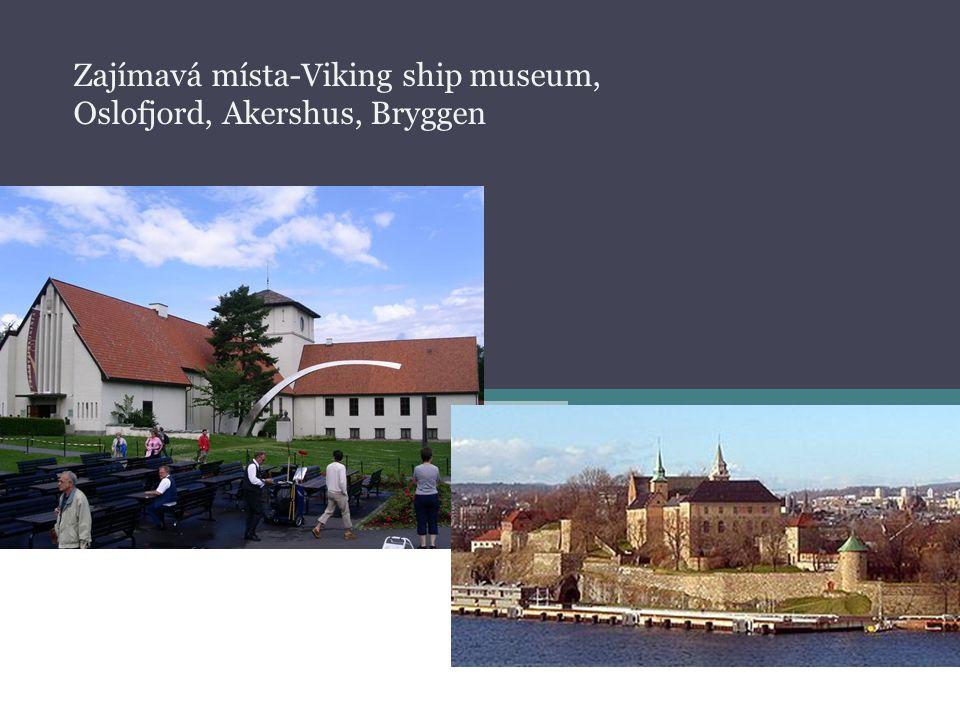 Zajímavá místa-Viking ship museum, Oslofjord, Akershus, Bryggen