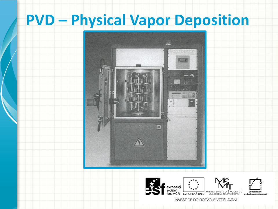 PVD – Physical Vapor Deposition