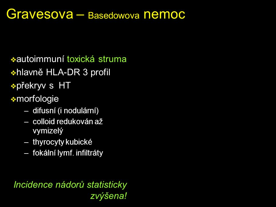 Gravesova – Basedowova nemoc