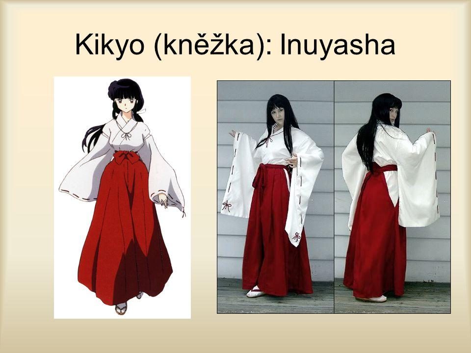 Kikyo (kněžka): Inuyasha